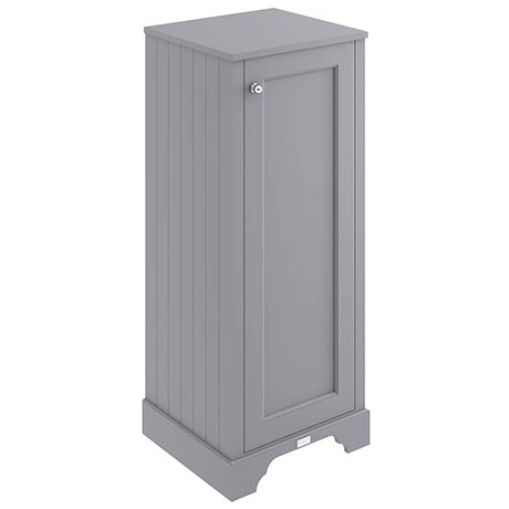 Bayswater Plummett Grey 465mm Tall Boy Cabinet