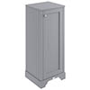 Bayswater Plummett Grey 465mm Tall Boy Cabinet Medium Image