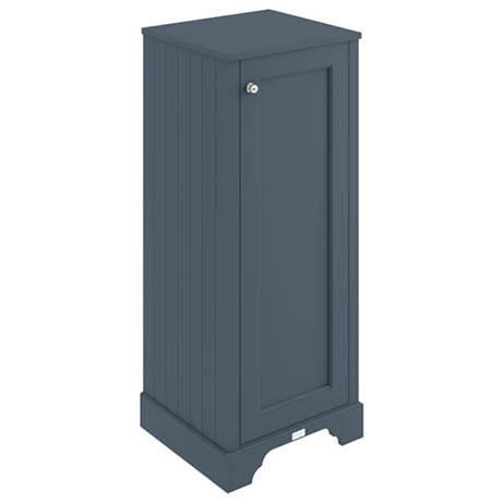 Bayswater Stiffkey Blue 465mm Tall Boy Cabinet