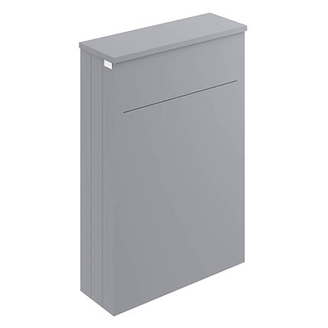 Bayswater Plummett Grey 550mm WC Unit
