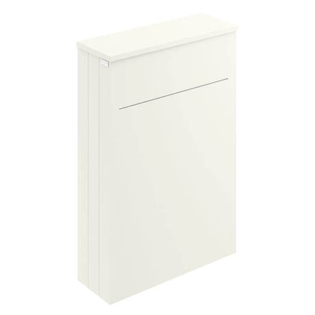 Bayswater Pointing White 550mm WC Unit