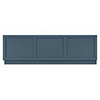 Bayswater Stiffkey Blue 1700mm Front Bath Panel profile small image view 1