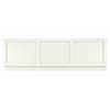 Bayswater Pointing White 1700mm Front Bath Panel Small Image