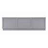 Bayswater Plummett Grey 1800mm Front Bath Panel Small Image