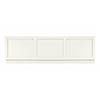 Bayswater Pointing White 1800mm Front Bath Panel Small Image