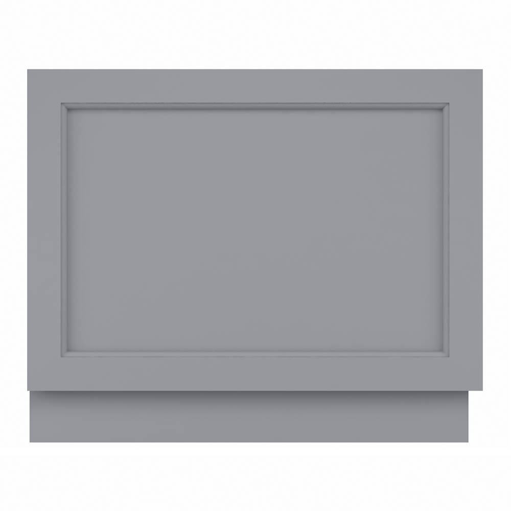Bayswater Plummett Grey 700mm End Bath Panel