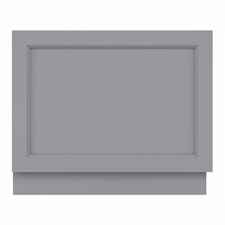Bayswater Plummett Grey 700mm End Bath Panel