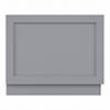 Bayswater Plummett Grey 700mm End Bath Panel Small Image