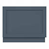 Bayswater Stiffkey Blue 700mm End Bath Panel profile small image view 1