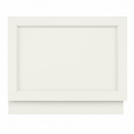 Bayswater Pointing White 700mm End Bath Panel