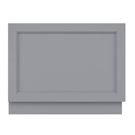 Bayswater Plummett Grey 750mm End Bath Panel