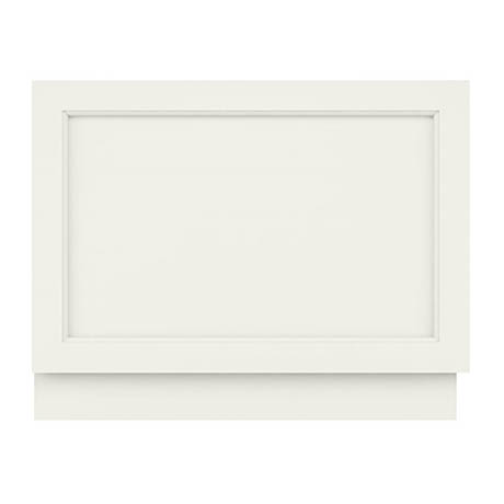 Bayswater Pointing White 750mm End Bath Panel