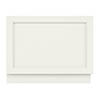 Bayswater Pointing White 750mm End Bath Panel Medium Image