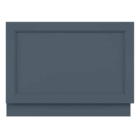 Bayswater Stiffkey Blue 800mm End Bath Panel