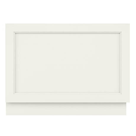 Bayswater Pointing White 800mm End Bath Panel