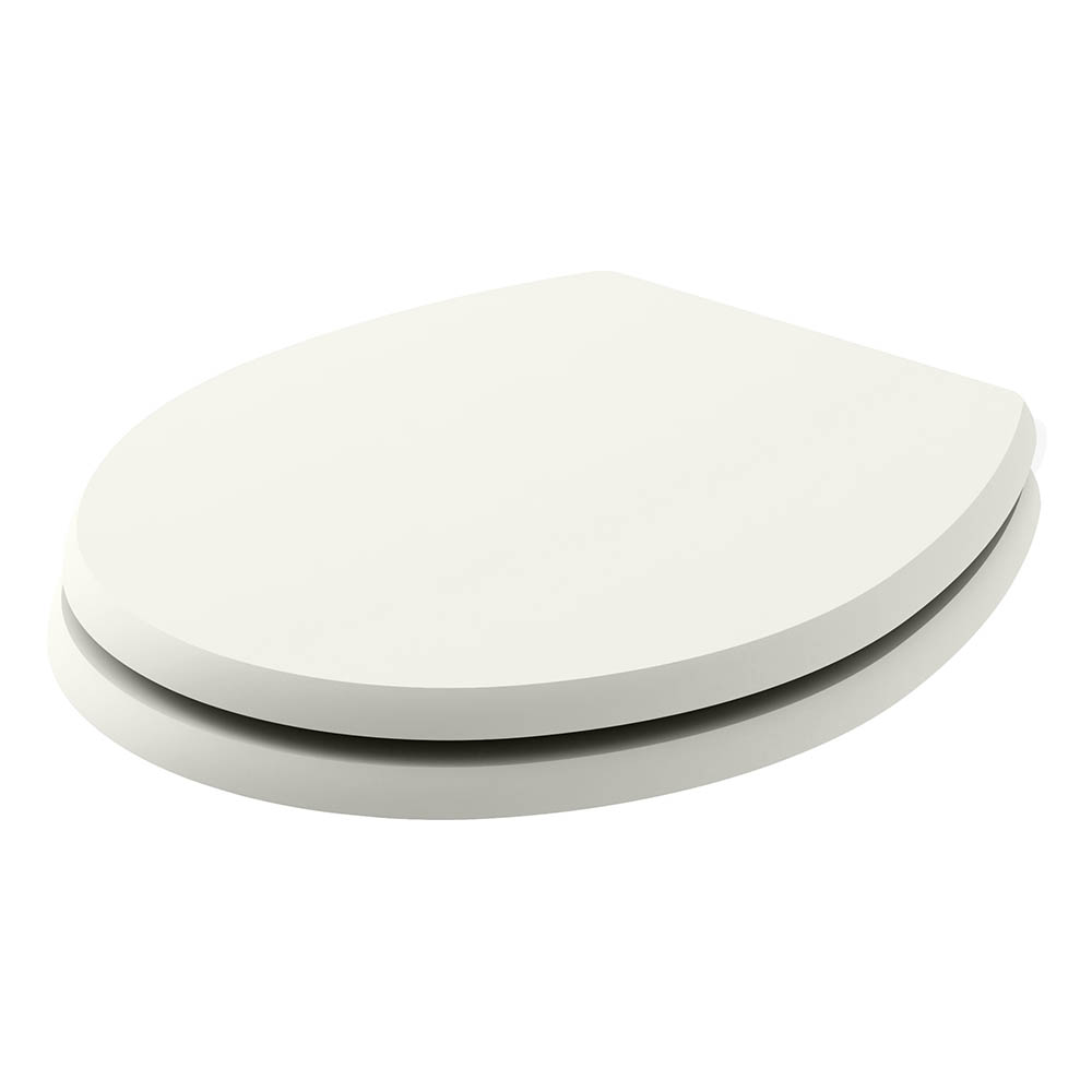 Bayswater Pointing White Fitzroy Soft Close Toilet Seat