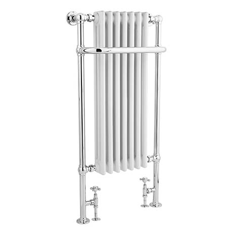 Bayswater Wesley Heated Towel Rail Radiator 1130 x 553mm