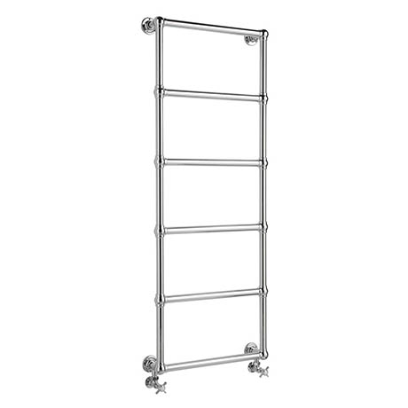 Bayswater Juliet Wall Hung Heated Towel Rail 1548 x 598mm