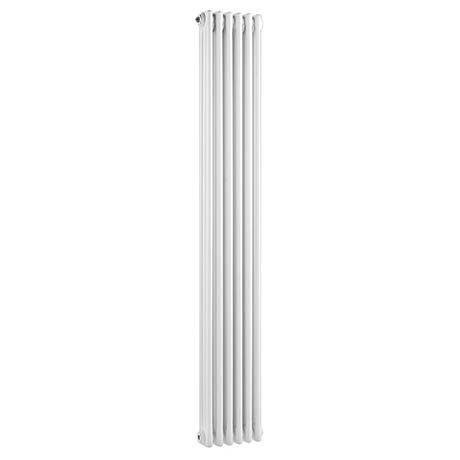 Bayswater Nelson White Triple Column Radiator 1800 x 291mm