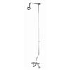 Bayswater Traditional Rigid Riser Kit for Bath Shower Mixer profile small image view 1