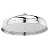 "Bayswater Traditional 12"" Apron Fixed Shower Head profile small image view 1"