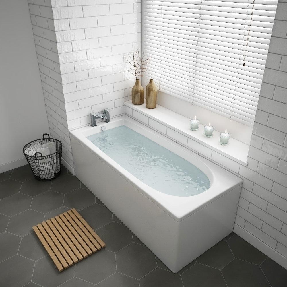 Banbury Single Ended Bath + Panels