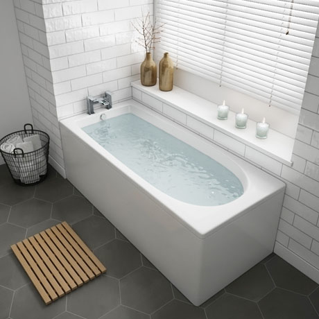 Banbury Single Ended Bath + Panels