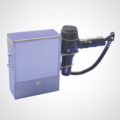 Dolphin - Coin Operated Styler Hairdryer - BC109-SDC