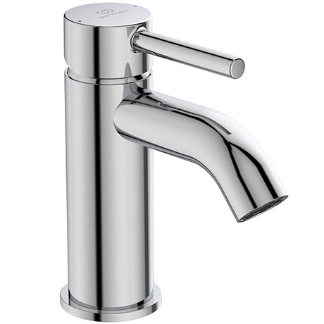 Ideal Standard Ceraline Basin Mixer with Clicker Waste - BC186AA