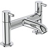 Ideal Standard Ceraline 2 Tap Hole Bath Filler - BC188AA profile small image view 1