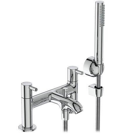 Ideal Standard Ceraline 2 Hole Bath Shower Mixer - BC189AA