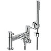 Ideal Standard Ceraline 2 Hole Bath Shower Mixer - BC189AA profile small image view 1