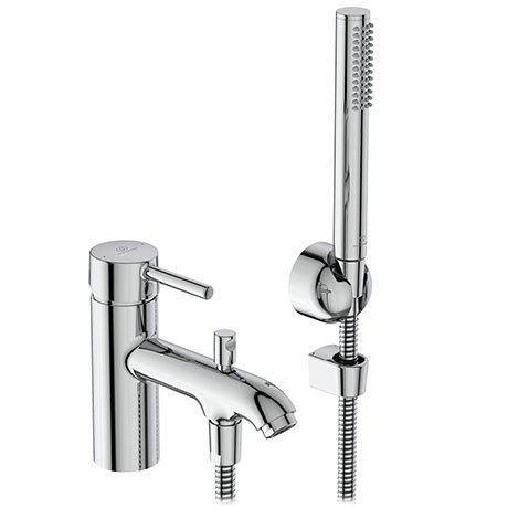 Ideal Standard Ceraline 1 Hole Bath Shower Mixer - BC191AA