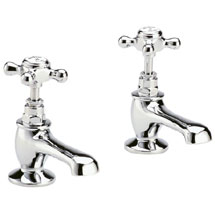 Hudson Reed Topaz Basin Taps - Chrome - BC301 Medium Image