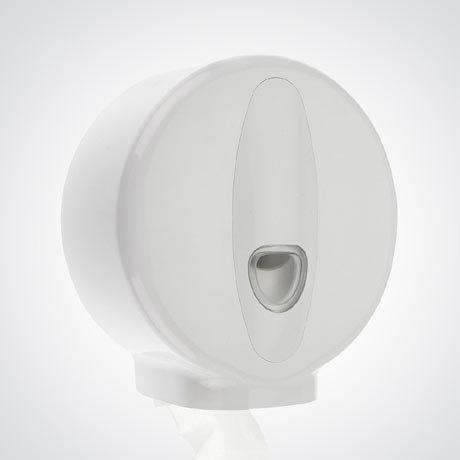 Dolphin - Excel Plastic Mini Jumbo Toilet Paper Dispenser - BC325W