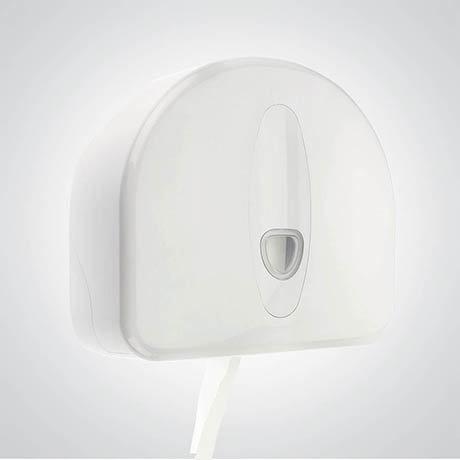 Dolphin Excel Plastic Jumbo Toilet Paper Dispenser - BC337W