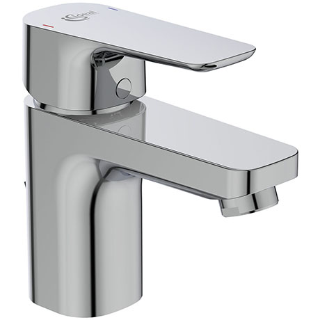 Ideal Standard Tempo Slim Basin Mixer with Pop-up Waste - BC574AA