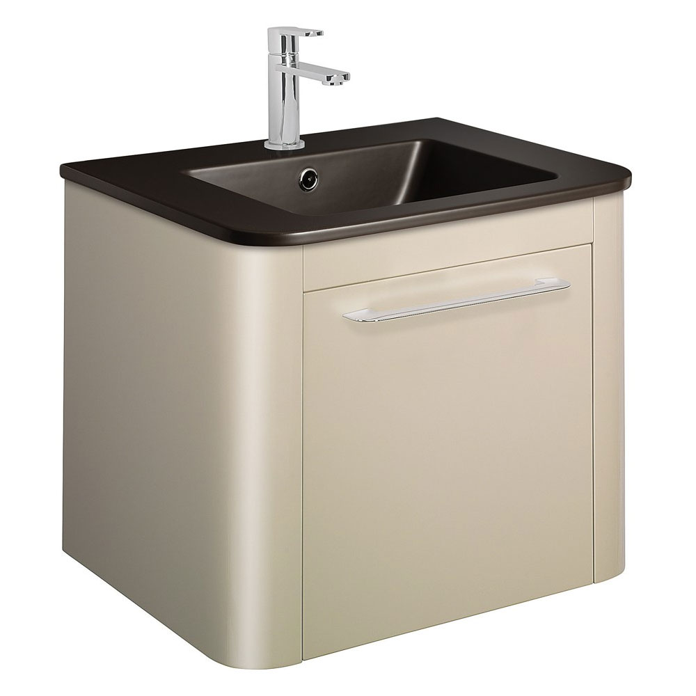 Bauhaus - Celeste Vanity Unit with Plus+Ton Basin - Calico - 3 Size Options Large Image