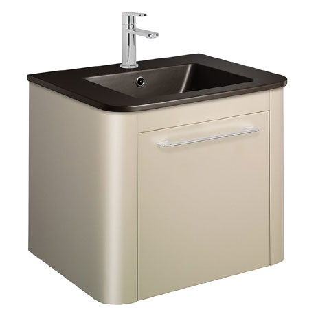 Bauhaus - Celeste Vanity Unit with Plus+Ton Basin - Calico - 3 Size Options
