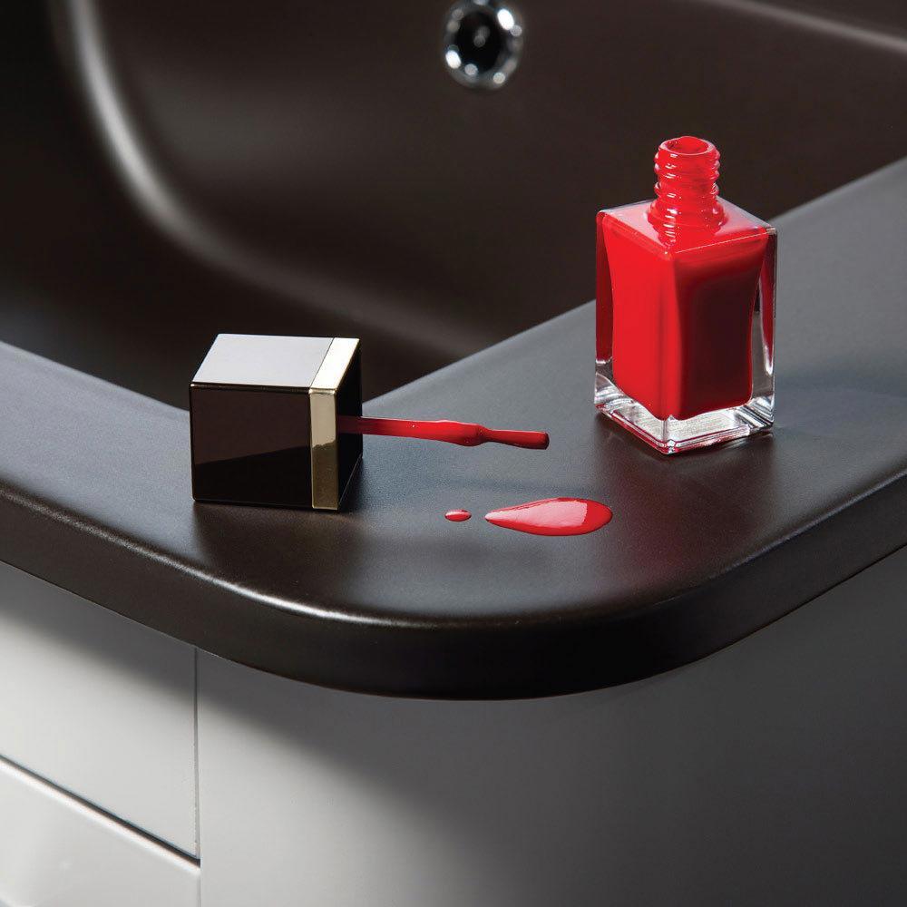Bauhaus Celeste Vanity Unit with Plus+Ton Basin - Pebble Standard Large Image