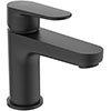 Ideal Standard Cerafine O Silk Black Mini Basin Mixer profile small image view 1