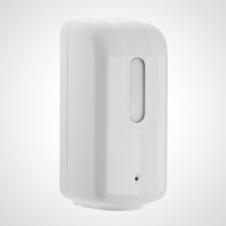 Dolphin - Touch Free Plastic Foam Soap Dispenser - Surface Mounted - BC932