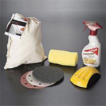 Burlington Minerva Worktop Care Kit Medium Image