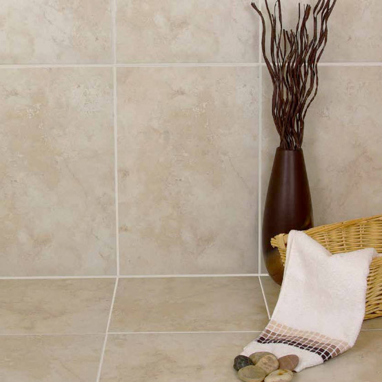 Bct Tiles 11 Capri Ivory Porcelain Floor Tiles