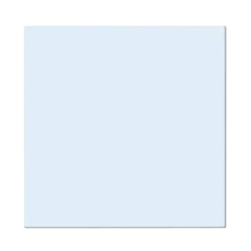BCT Tiles - 44 Colour Compendium Sky Blue Gloss Ceramic Wall Tiles - 148x148mm - BCT16649 Large Image
