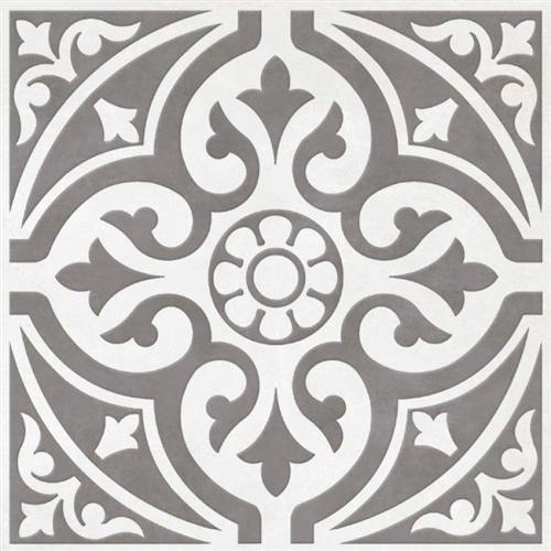 9 Devonstone Grey Feature Floor Tiles - 331x331mm - BCT11064 profile large image view 1