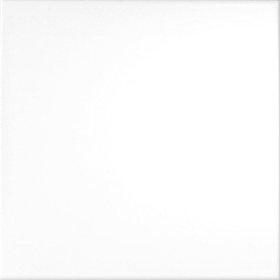 BCT Tiles - 44 White Wall Gloss Tiles - 148x148mm - BCT11729  Profile Large Image