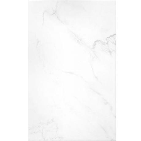 BCT Tiles - 10 Elgin Marbles White Wall Gloss Tiles - 248x398mm - BCT03625