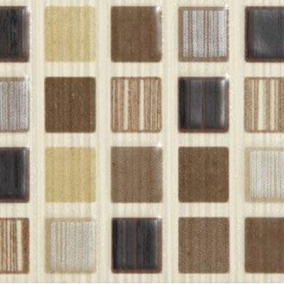 BCT Tiles - 6 Willow Brown Satin Strips - 248x80mm - BCT09894 Profile Large Image