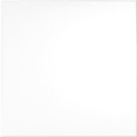 BCT Tiles - 44 White Wall Gloss Tiles - 148x148mm - BCT11729